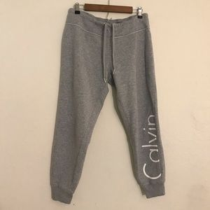 Calvin Klein Women Sweatpants Size Medium